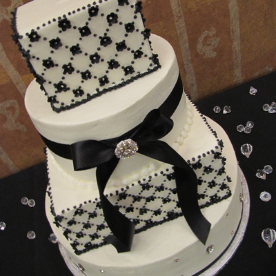 Black And White Bling