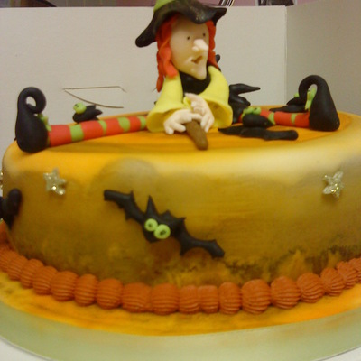 Another Halloween Cake