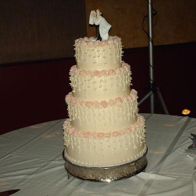 My Own Wedding Cake!