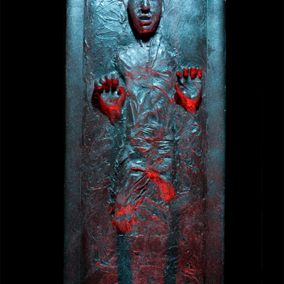 Han Solo In Carbonite