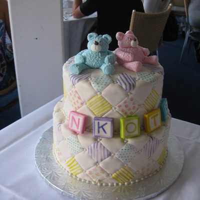 New Kids On The Block Themed Baby Shower
