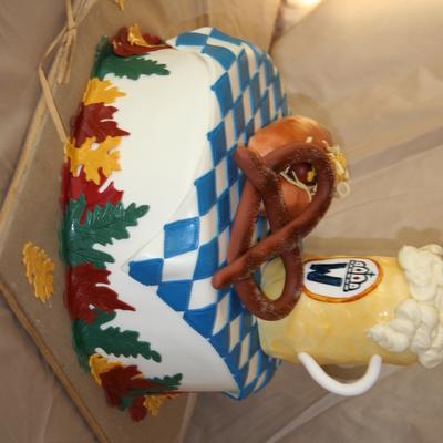 Top Oktoberfest Cakes Cakecentral Com