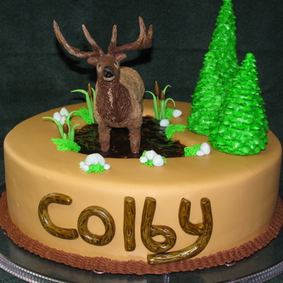 Elk Wallow Cake