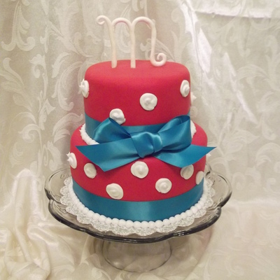 Polka Dot B-Day