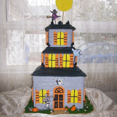 Large Haunted House