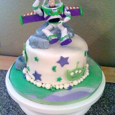 Sensational Buzz Cake Decorating Photos Funny Birthday Cards Online Inifodamsfinfo