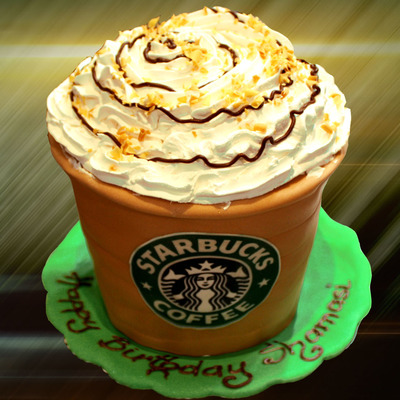 Starbucks Coffee Cake