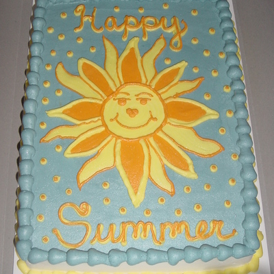 Summer Birthdays