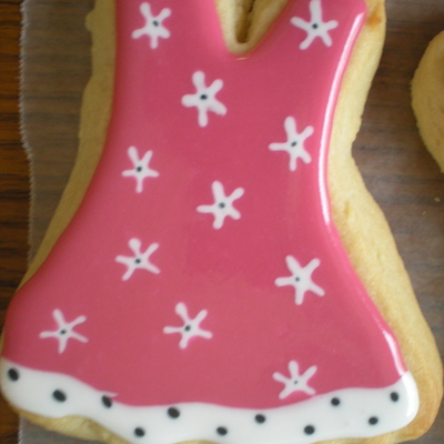 Cabi Party Dress Cookies