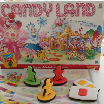 Nod To Candy Land
