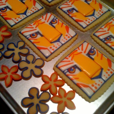 Year Of The Tiger Cookies