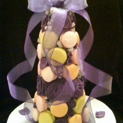 First Macaron Tower