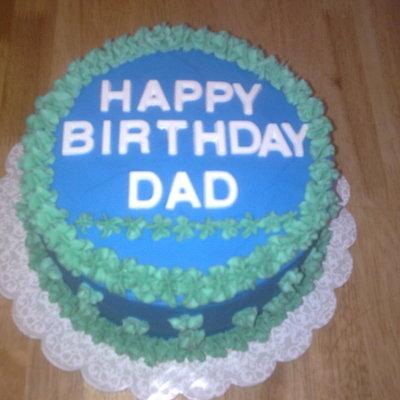 Super Dad Cake Decorating Photos Personalised Birthday Cards Paralily Jamesorg