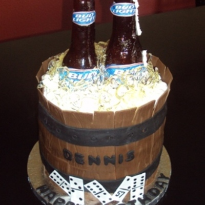 Beer Bottle Cake Decorations Gorgeous Beer Bottle Cake Decorating Photos Decorating Design