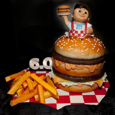 Big Boy Burger