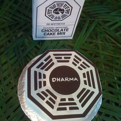 Dharma Cake- Lost Finale