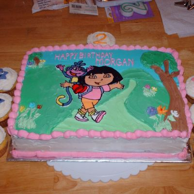 Dora And Cupcakes 2006