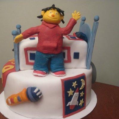Fantastic Sid Cake Decorating Photos Funny Birthday Cards Online Inifofree Goldxyz