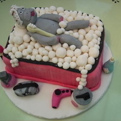 654 Hippo Cake Photos