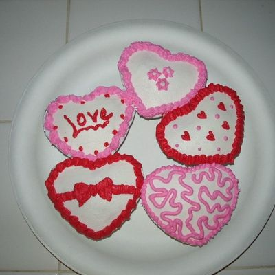 Mini Valentine Hearts
