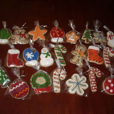 Christams Sugar Cookies