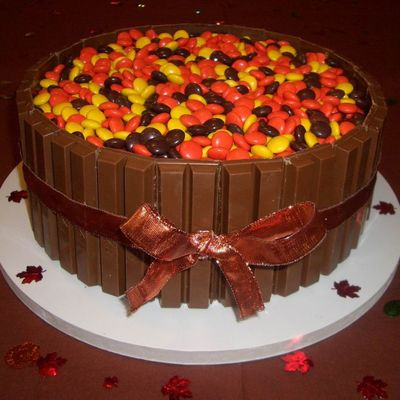 Chocolate Overload Cake For Thanksgiving