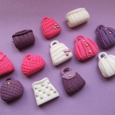 Fashion Bag Toppers!!