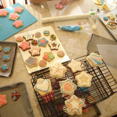 Cookie Decorating Day!