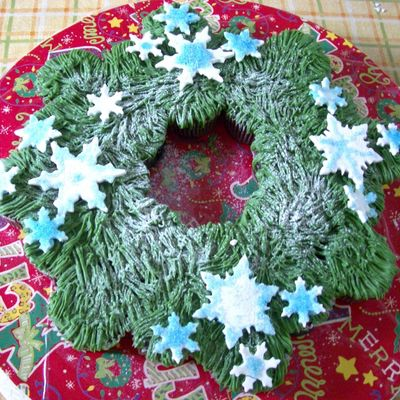 Christmas Wreath Ccc