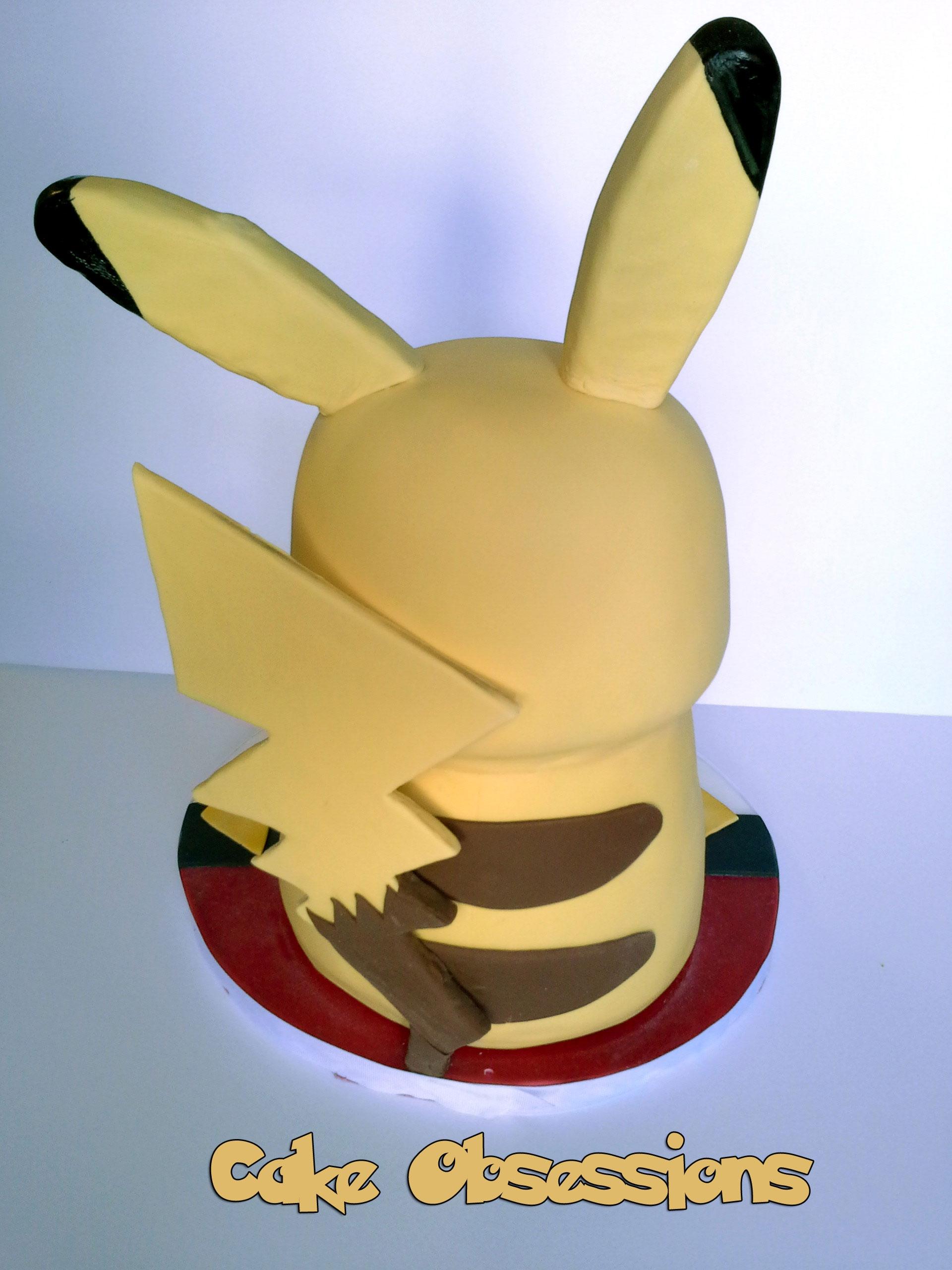 Pikachu - CakeCentral.com