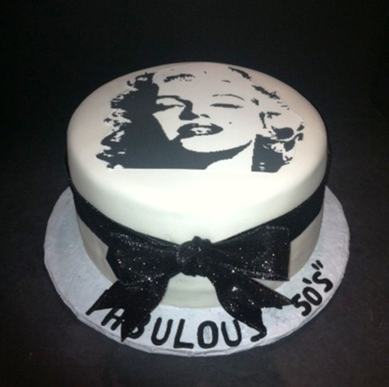 Where To Purchase A Marilyn Monroe Birthday Cake
