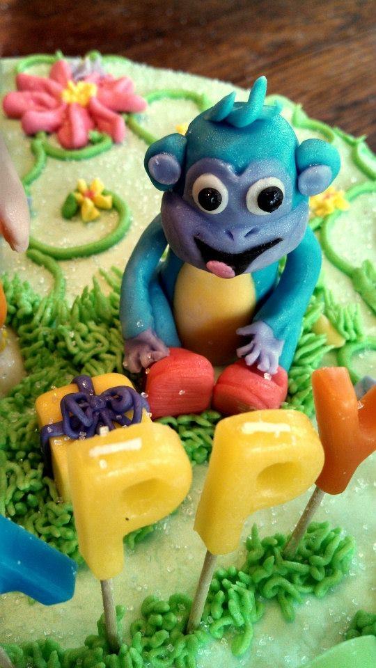 Dora The Explorer Birthday Cake Recipes