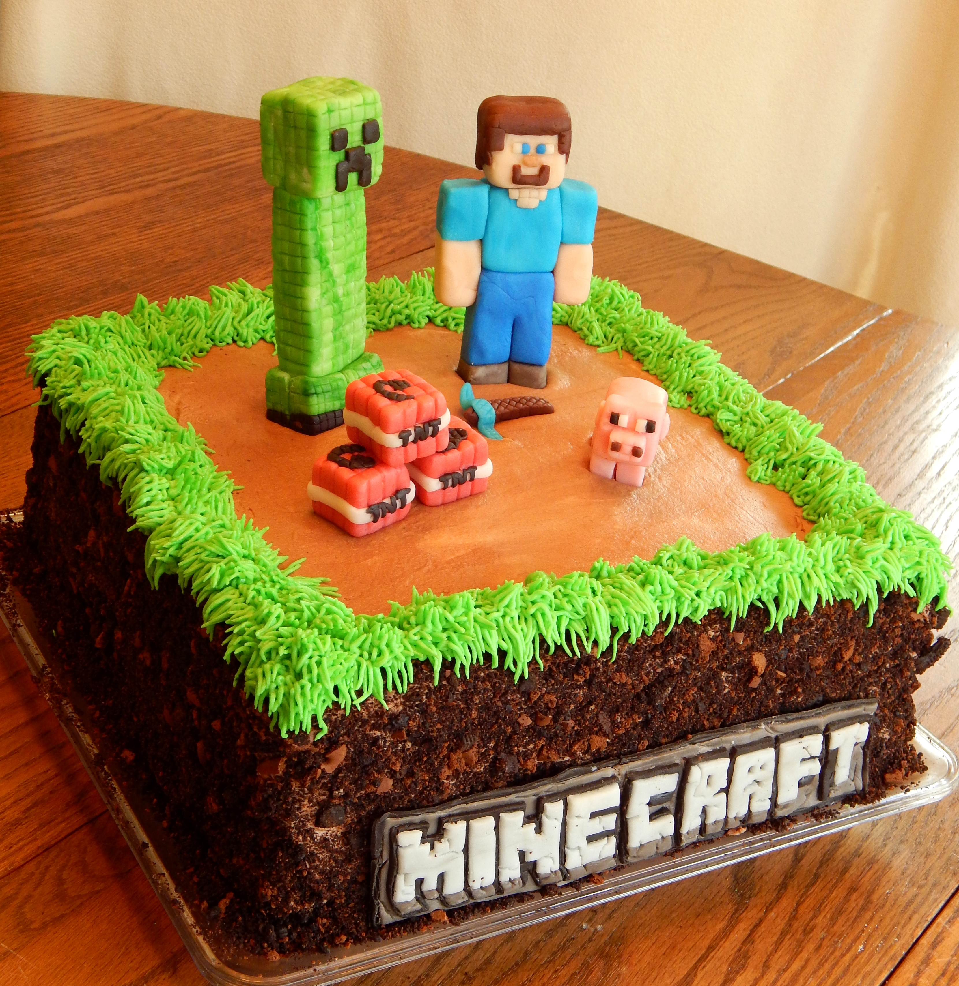 How to Make a Cake in Minecraft » Safe Tutorial