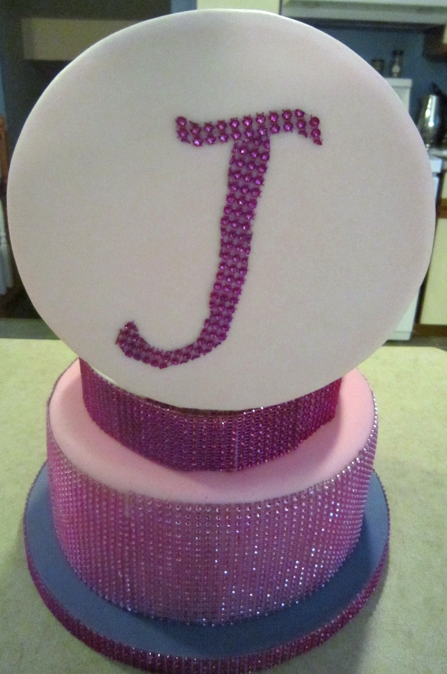 Images Of Cake For Niece : A 9Th Birthday Cake For My Niece Its One Layer Strawberry ...