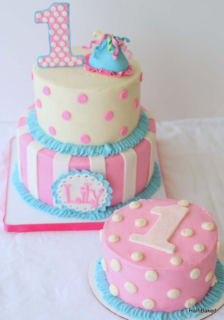 Decorations For First Birthday Cake