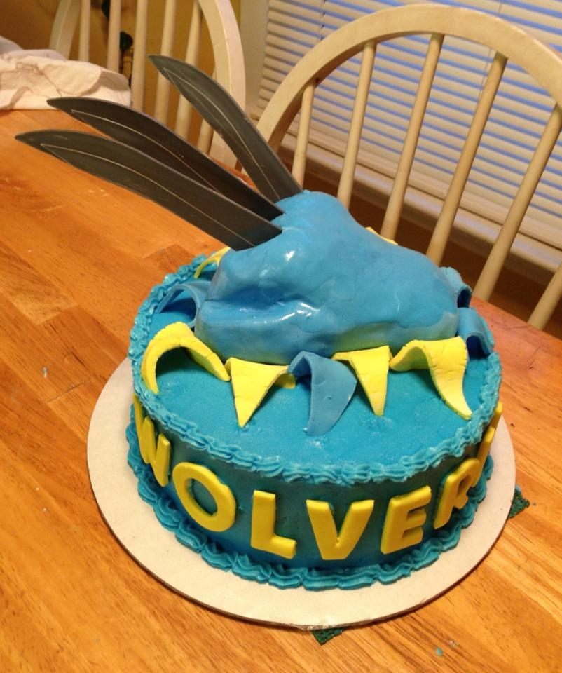 Wolverine Cakes Butter Cream