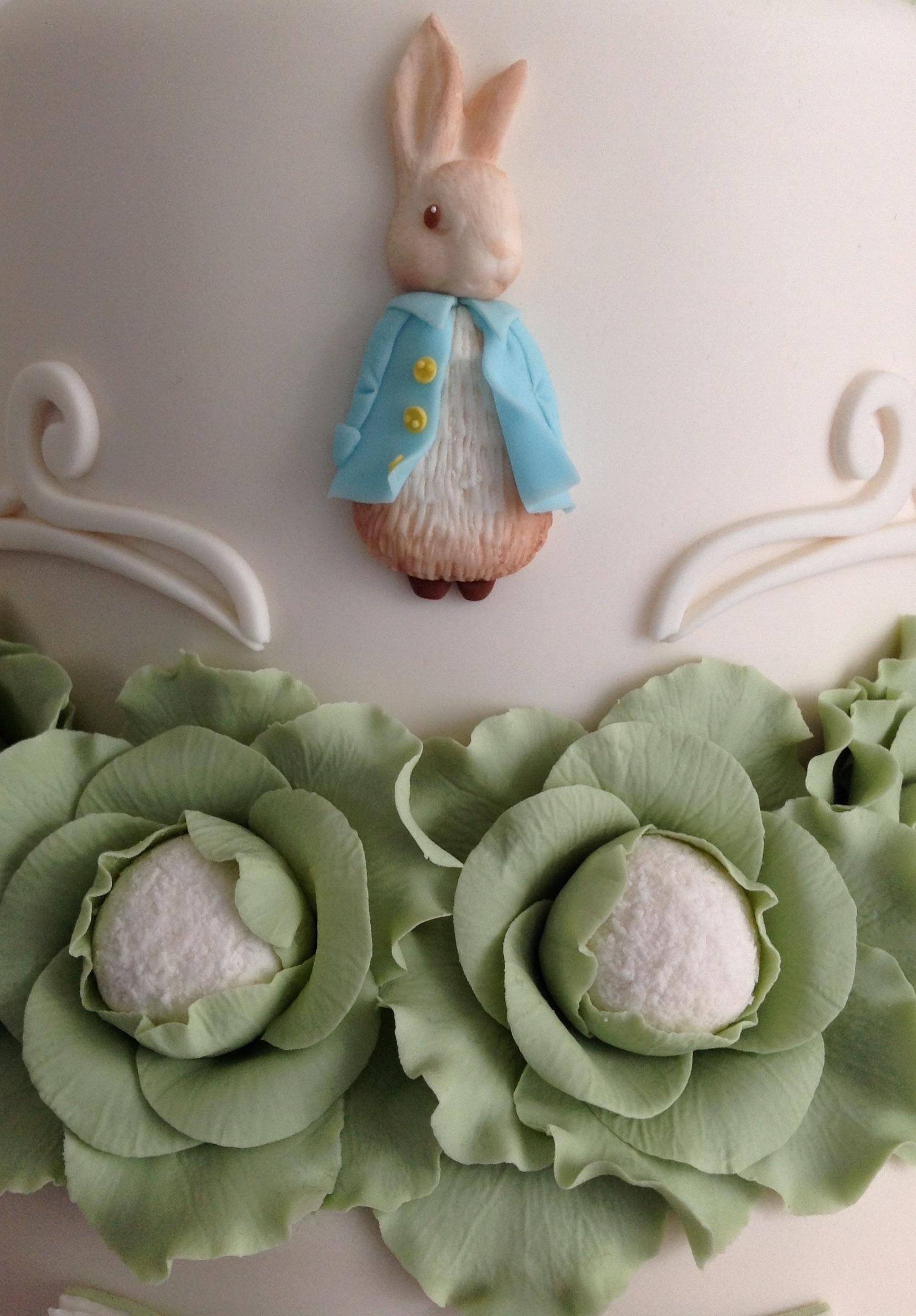 Peter Rabbit Wedding Cake Cakecentral Com