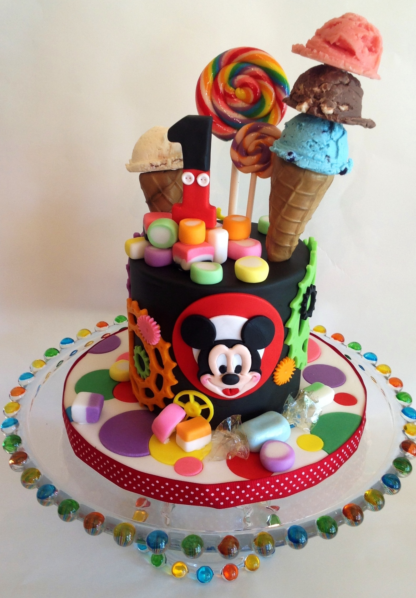 Ice Cream Cake Edible Image : All Decorations Edible Art Including Ice Cream Cupcakes ...