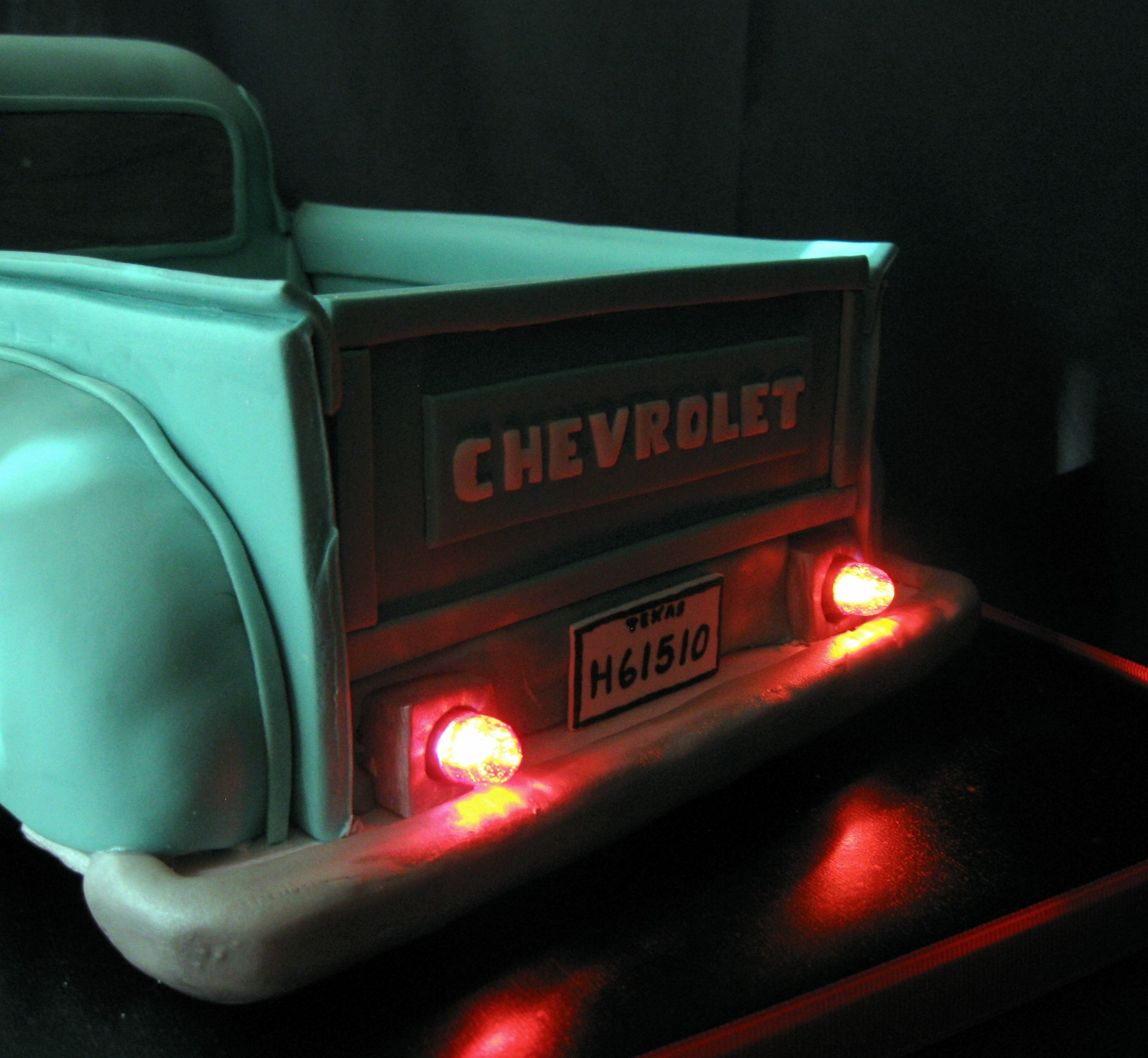 Classic Chevy Truck Cakecentral Com