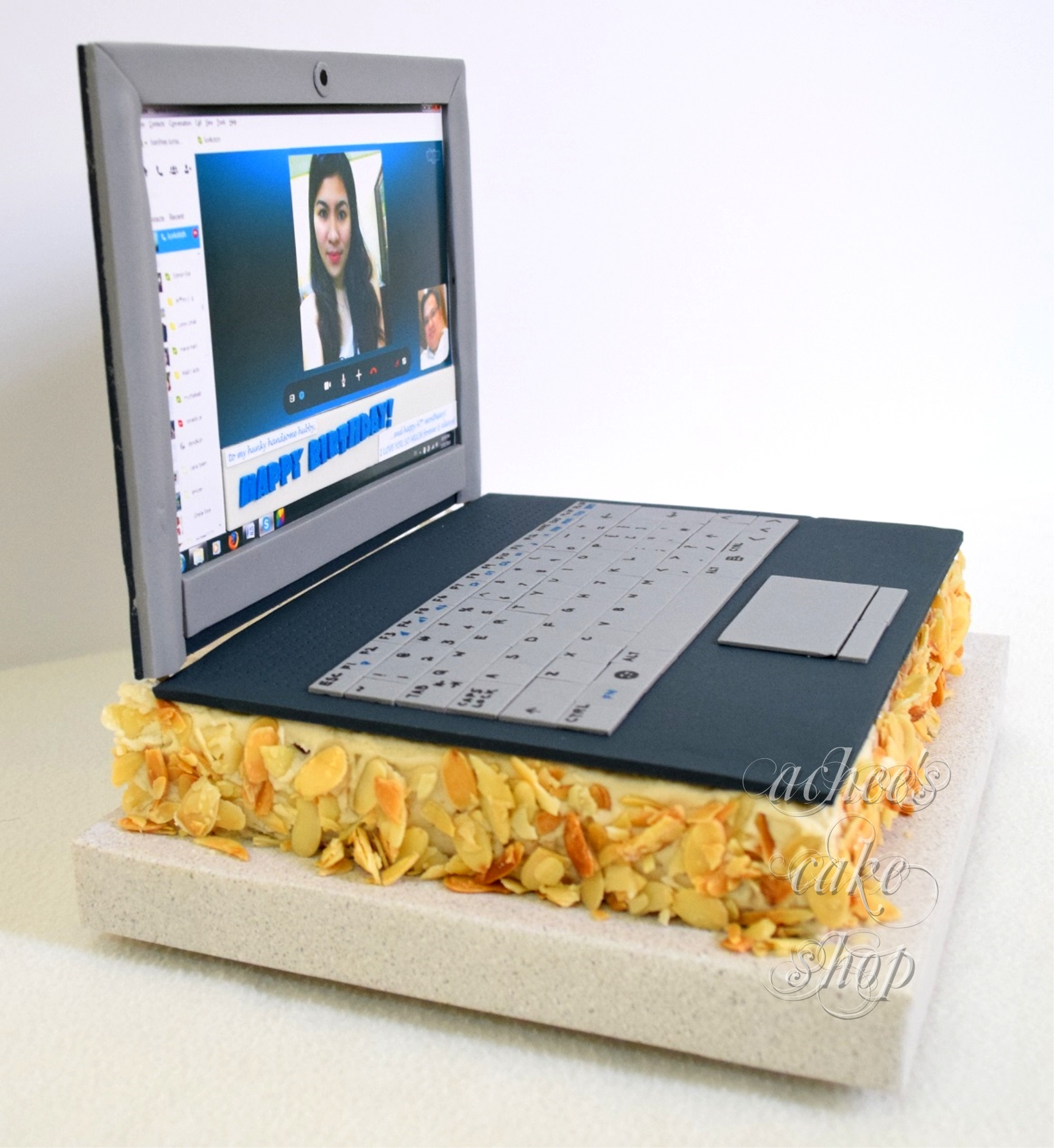 Cake On The Phone Long Long Distance