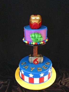 you should be writing avengers cake