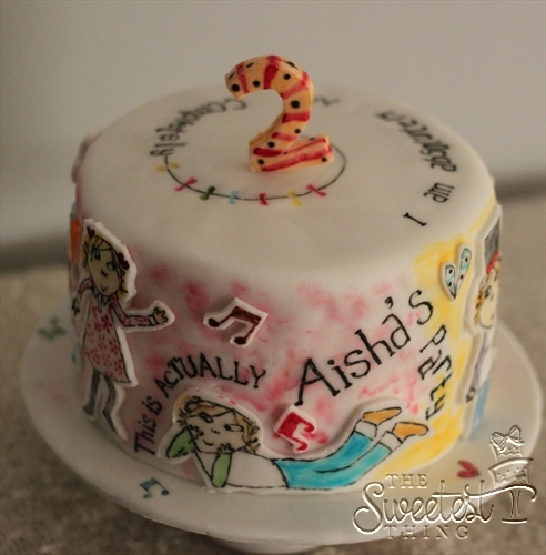 Charly Cake Angels Birthday Cakes Image Inspiration of Cake and