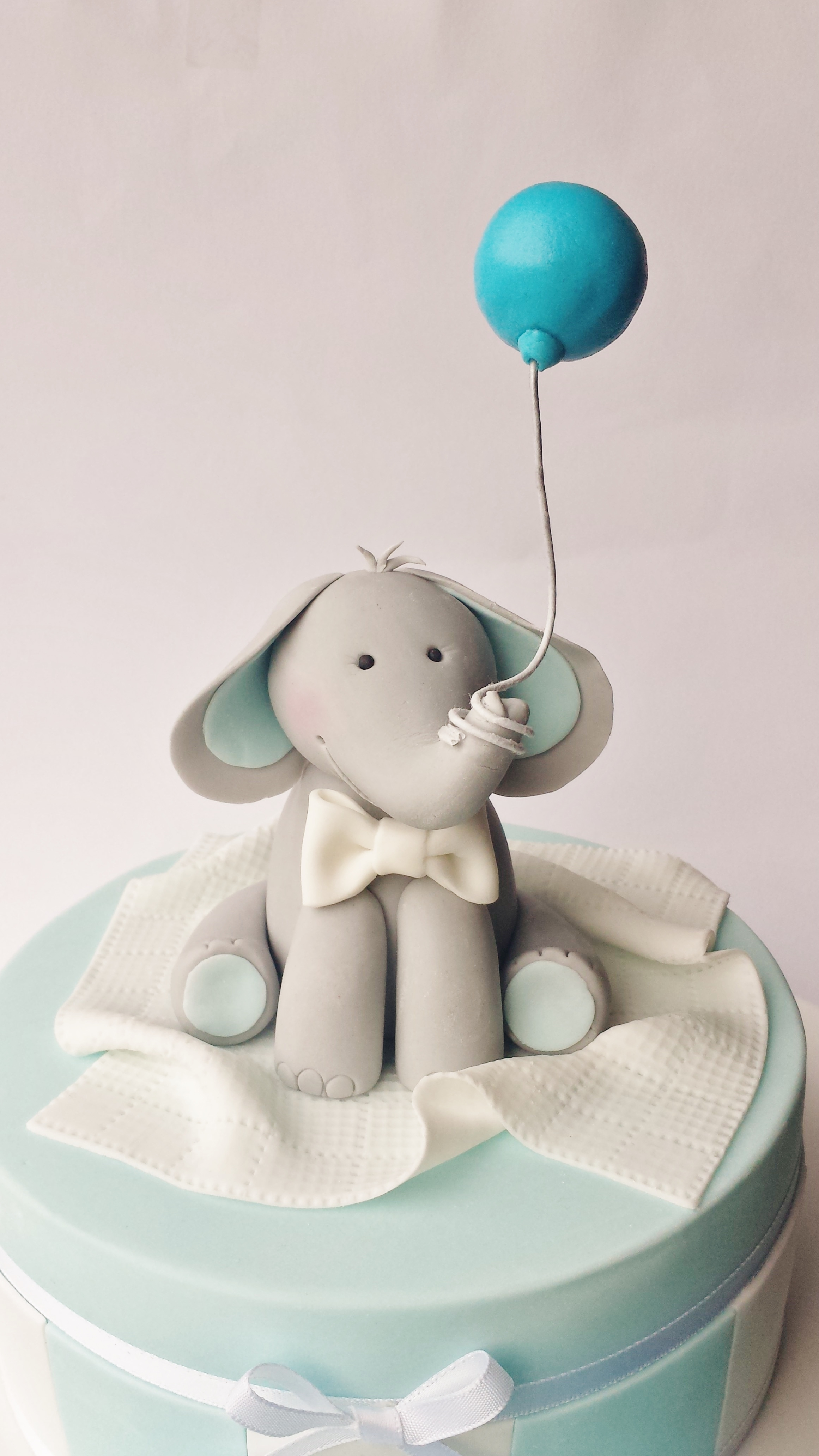 Christening Cake For A Little Boy Cakecentral Com