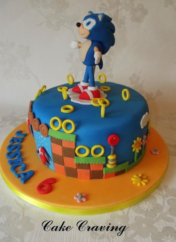 Sonic The Hedgehog Cakecentral Com