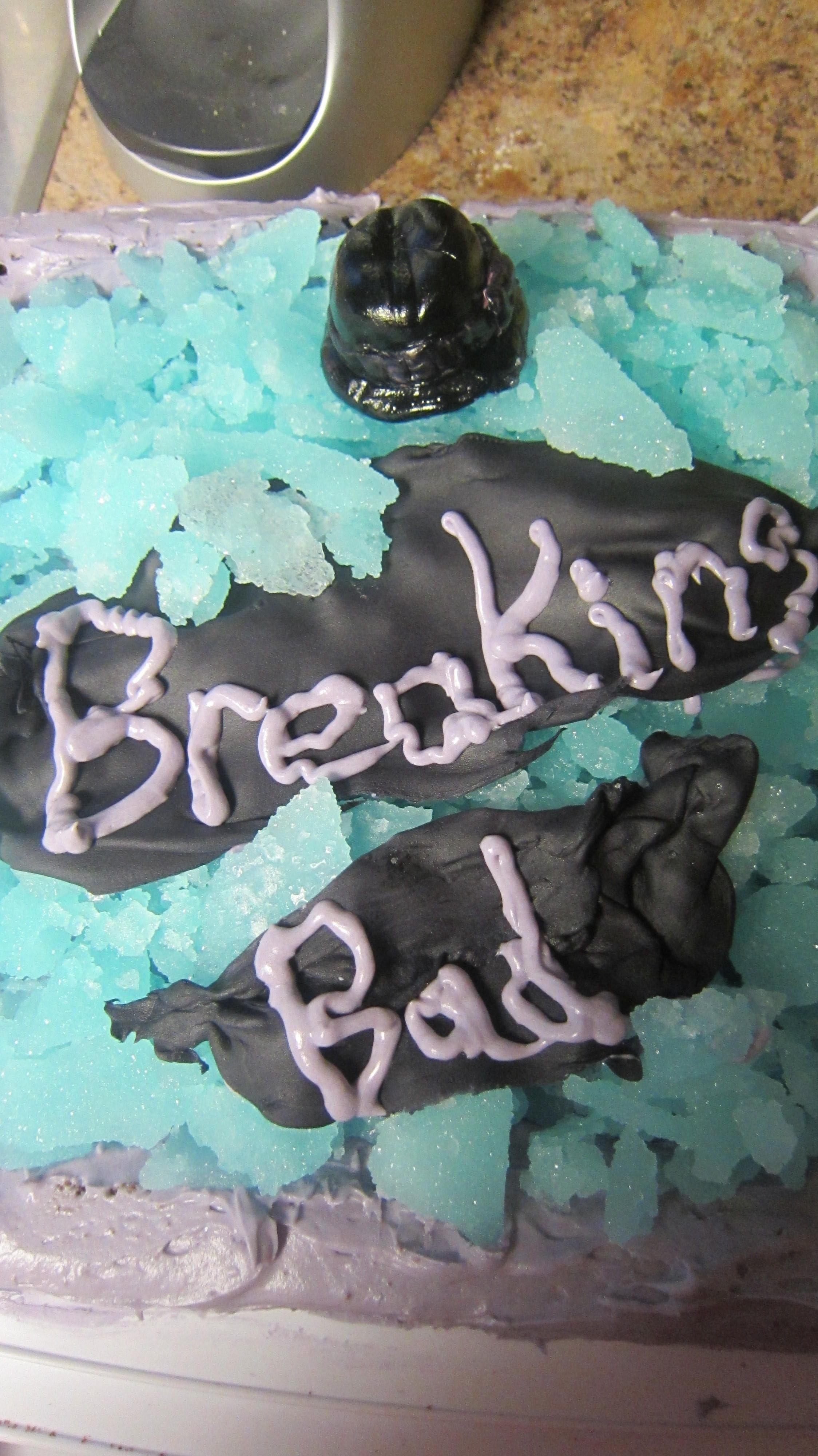 Bad Birthday Cakes