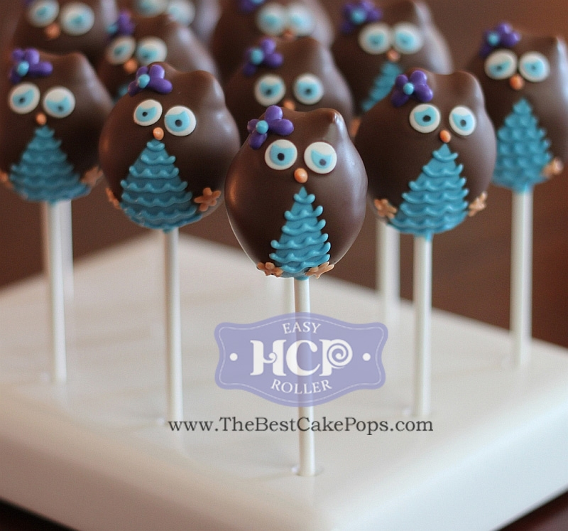 How To Use Easy Roller For Cake Pops