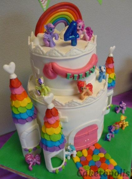 My Little Pony Birthday Cakes Asda