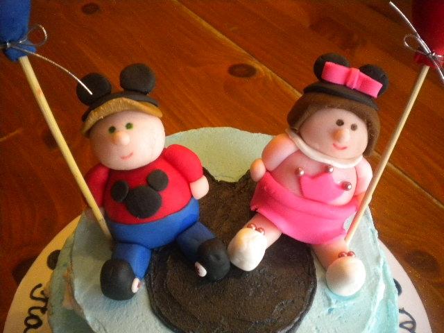 Walt Disney World Cake Cakecentral Com