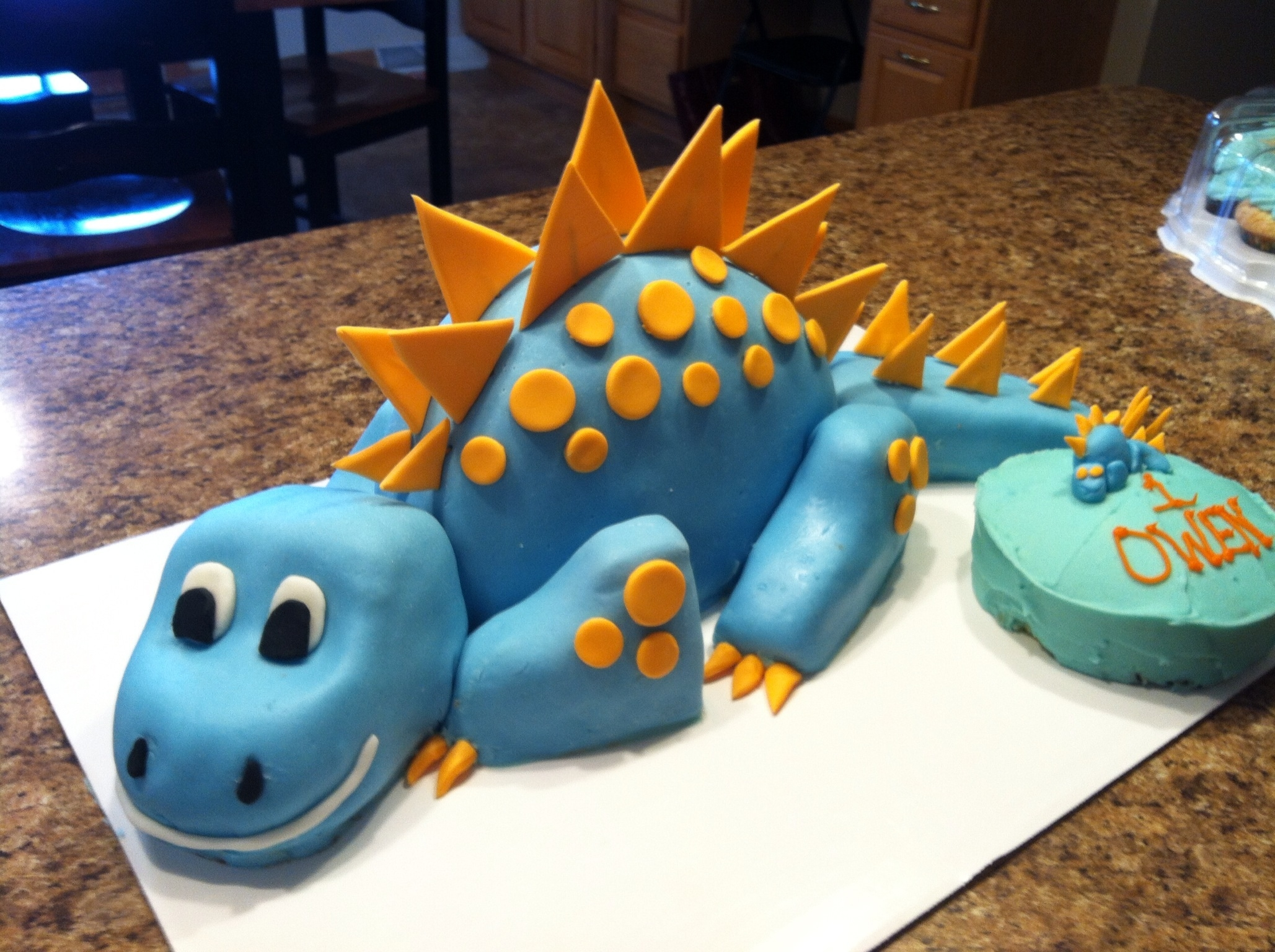 Dinosaur Dig Cake Ideas For Birthdays