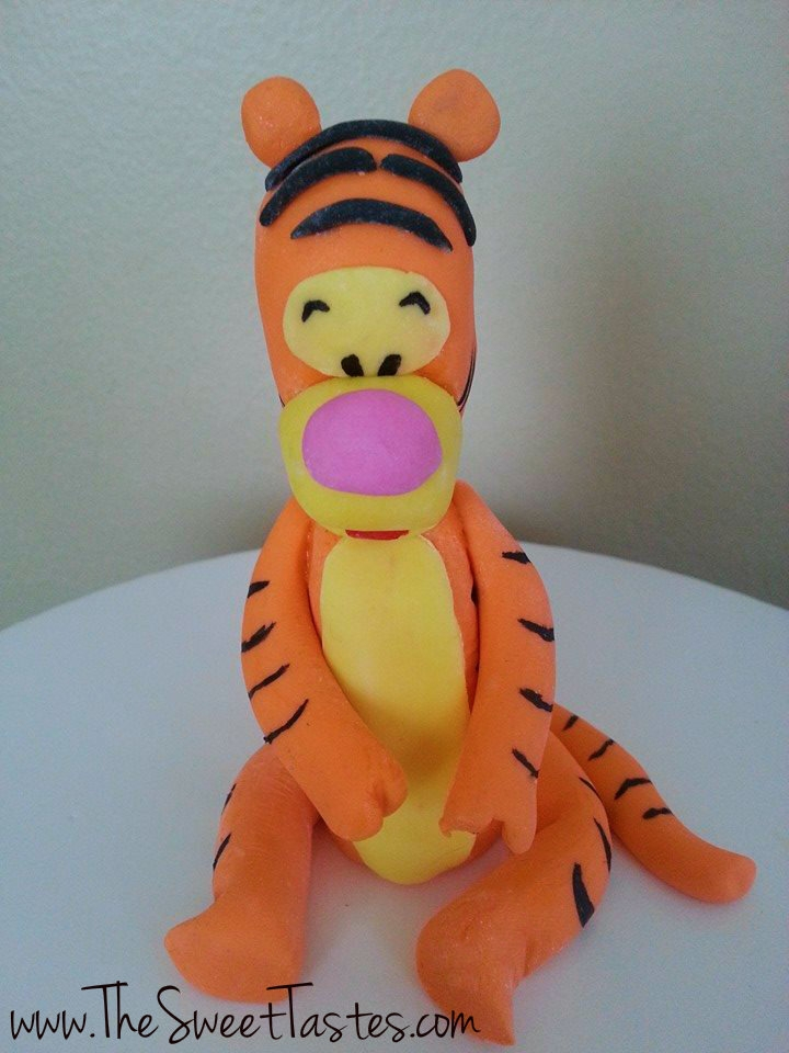 Buy Winnie The Pooh In Honey Cake Toppers